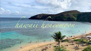 Vlog. 하와이 신혼여행 Ep.2 오하우 (와이키키,…