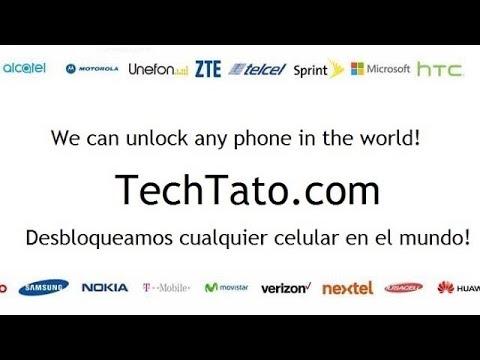 Como liberar cualquier celular Pantech! (Ex: Pantech)