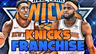 GO NY GO NY GO!: Knicks Franchise Episode 1: NBA 2K20