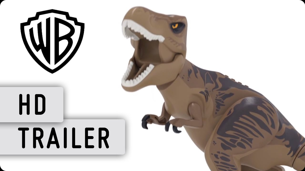 Offizieller LEGO Jurassic World Trailer