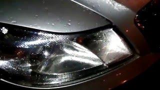 Светодиодные лампочки габаритных огней Шкода Октавия А5 при закрытии авто   Skoda Octavia A5(Заметил, что при выключенной машине и установленной на сигнализацию тускло и едва заметно горит одна из..., 2016-02-03T18:49:28.000Z)