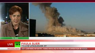 Israel airstrike on Gaza Strip - Retaliating with bombs for one of it