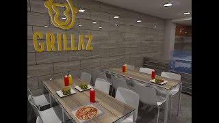 Concept Restaurant Walkthrough