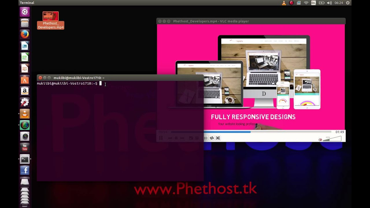 How to install Mpeg4 and H 264 Media decoders on Ubuntu 14