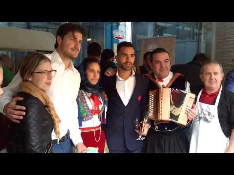 Cagliari calcio presentazione ritiro