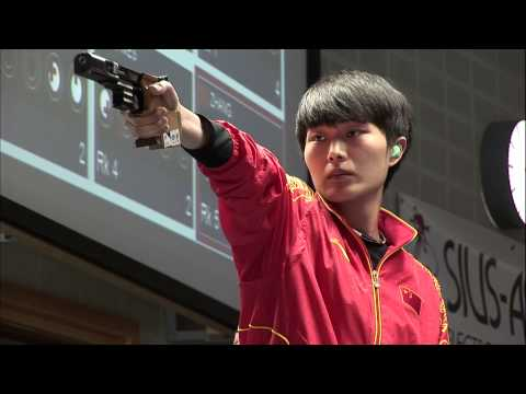 25m Men's Rapid Fire Pistol final - Munich 2013 ISSF World Cup