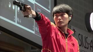 25m Men's Rapid Fire Pistol final - Munich 2013 ISSF World Cup thumbnail