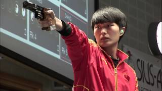 25m Men's Rapid Fire Pistol final - Munich 2013 ISSF World Cup