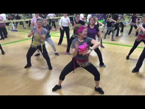 Chammack Challo – Zumba w/ Chelsea @ All Group Fitness in Columbia MO
