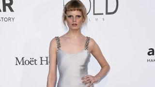 Model comes out as intersex