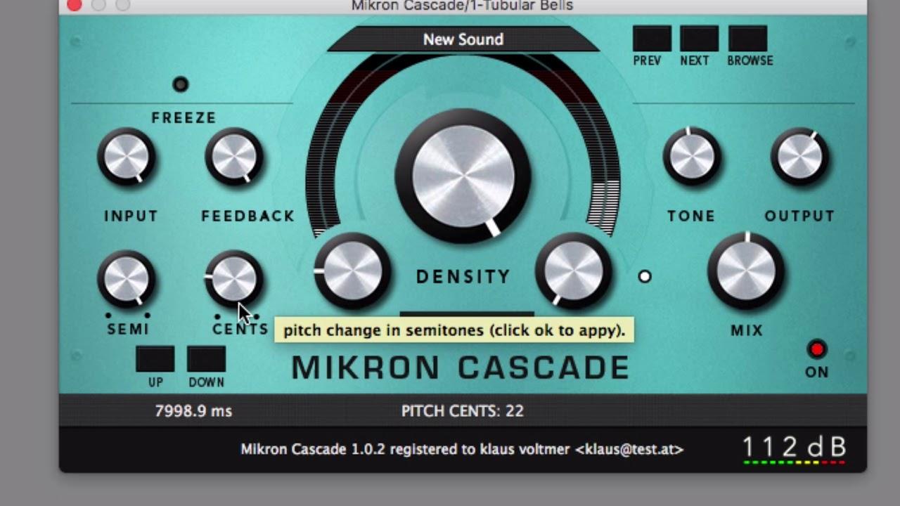 mikron cascade vst