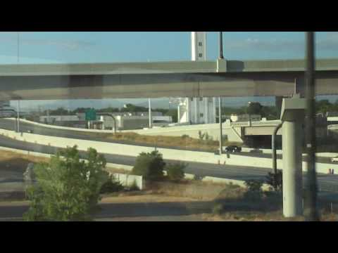 Greyhound bus trip through northern U.S.: (6) Boise, Idaho to Salt Lake City Utah 2010-08-29