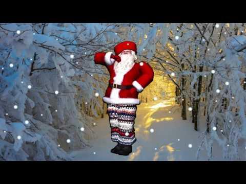 У леса на опушке жила зима в избушке Веселая песня в исполнении Олега Чуприна