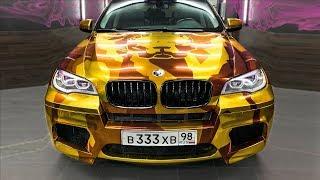 BMW X5M ДАВИДЫЧА - своими руками за месяц
