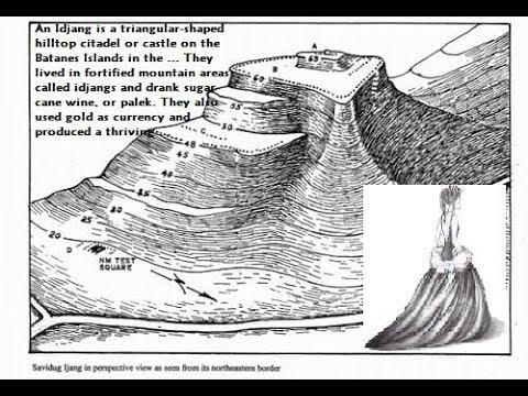 ANCIENT CASTLE RUINS