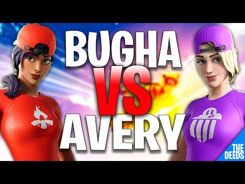 SEN Bugha 1 VS 1 Avery With His Old Binds | Creative 1v1 *OLD BUGHA IS BACK*
