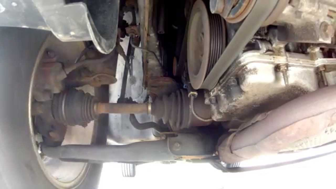 Ford Escape Drivetrain and suspension Noise 2001 AWD  YouTube