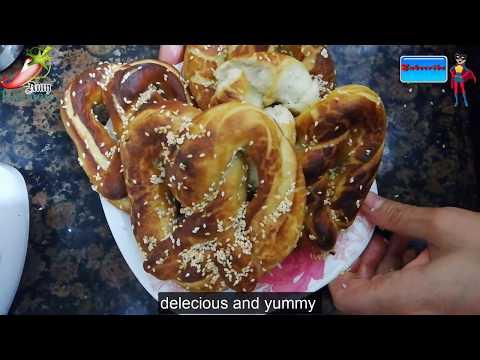diy-pretzel's-easy-made.-طريقة-عمل-الأكلة-الأمريكية-الشهيرة-البريتزل