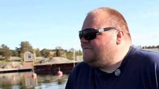 Kapten Sandholm -- Trailer