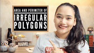 Area and Perimeter of Irregular Polygons - Geometry - Civil Service & UPCAT Review