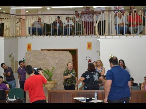 Sessão Ordinária 12 de abril de 2017 | Câmara Municipal de Itápolis - SP