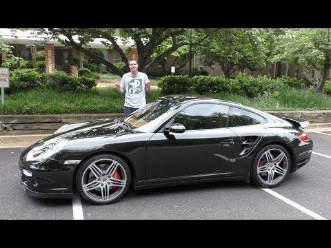 Я думаю... Porsche 911 Turbo 997 - это потрясающе выгодная покупка