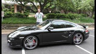 Я думаю... Porsche 911 Turbo 997 это потрясающе выгодная покупка