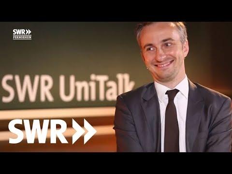 Jan Böhmermann im Gespräch mit Fritz Frey | SWR Uni Talk