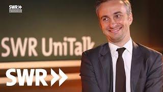 Jan Böhmermann im Gespräch mit Fritz Frey | SWR UniTalk