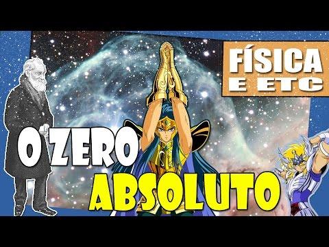 O Zero Absoluto - #Canal da Física