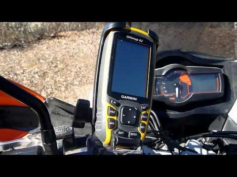 2012 KTM 990 Adventure Ride Review