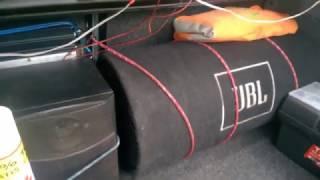 Laguna 1 Audio Sony 4x52W Tuba JBL 1000W i Wzmacniacz 1000W Magnat Muzyka I.GOT.U