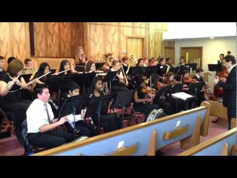 "Ozark Adventist Academy Band - ""Crown Him"""