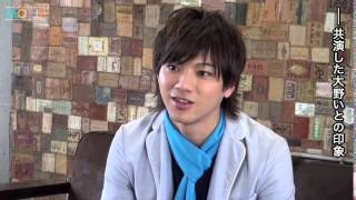 必見!山田裕貴が平泉成のモノマネで映画をPR! http://youtu.be/Hed1ib...