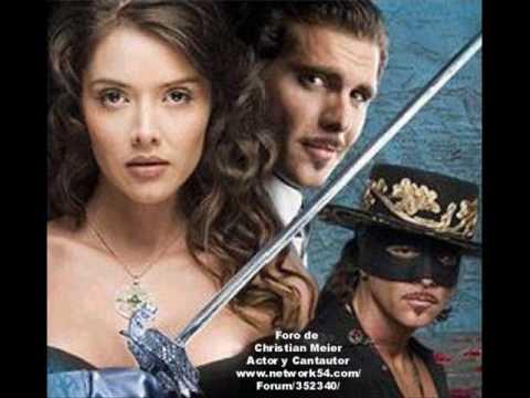 Zorro, la Espada y la Rosa