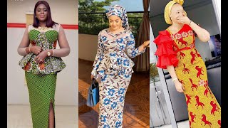 #AFRICAN FASHION || IMPECCABLY EXOTIC ANKARA DRESSES FOR THE OUTSTANDINGLY STYLISH WOMEN