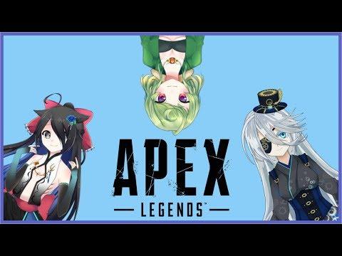 【APEX LEGENDS】突発!コラボのあぺぺぺぺ!