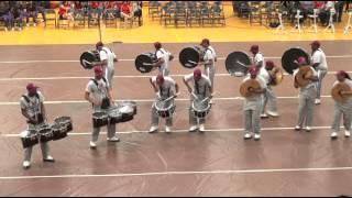 VUU Percussion Section 2014