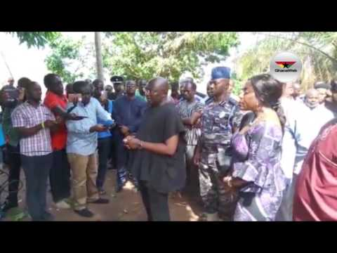 Kintampo waterfall disaster: Bawumia pledges support for bereaved