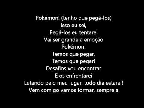 Pokemon Theme (Letra e Musica)