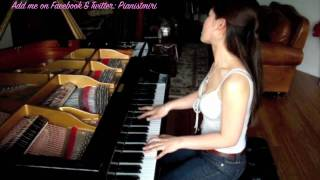 @LadyAntebellum - Need You Now ♡ @Pianistmiri ♧ Official Music Video Piano Cover with Lyrics
