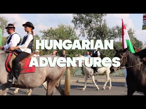 Hungarian Adventures-Tour to Hungary with Magyar Marketing