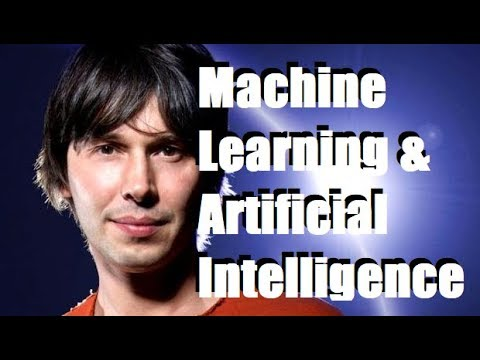 Prof. Brian Cox – Machine Learning & Artificial Intelligence – Royal Society
