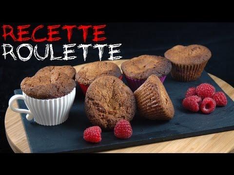 Recette : Muffins à la framboise