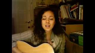 Смотреть клип Kina Grannis - Living In Dreams