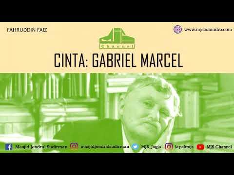 Ngaji Filsafat 184 : Gabriel Marcel - Cinta Eksistensialis