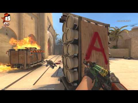 ESEA.net COTW: Back to back ak-47 ace/clutches