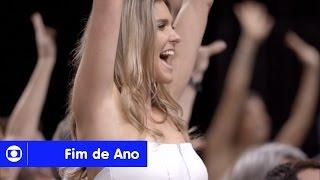 Fernanda Lima, Nanda Costa e mais elenco no fim de ano da Globo