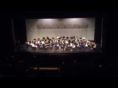 2017 AUHSD Jr. High School Honor Band: