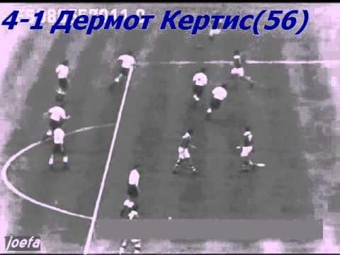 QWC 1958 England vs. Ireland 5-1 (08.05.1957)